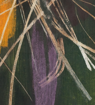 Hans Hartung, Composition