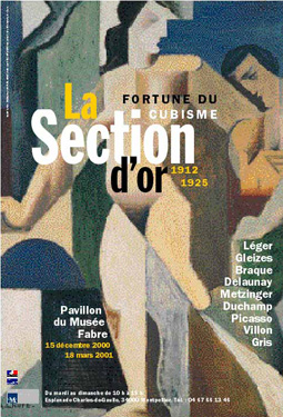 La Section d'or, fortune du cubisme