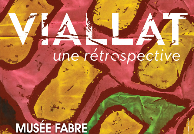 Claude_viallat_une_retrosepctive