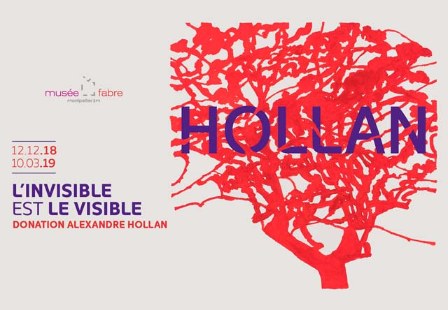 HOLLAN - L'INVISIBLE EST LE VISIBLE