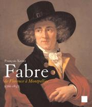 Catalogue de l'exposition Fabre